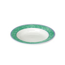 New Horizons Soup Plate Green 23cm