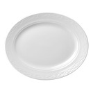 Chateau Blanc Platter Oval White 35.6cm