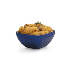 Blue Square Insulated Serving Bowl 4.9L