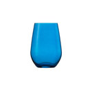 Vina Spots Blue Water Glass 39.7cl 13.4oz