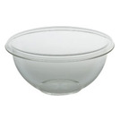 Bowl Clear Polycarbonate Round 15cm