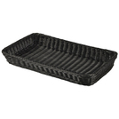 Polywicker Display Basket GN 1/1 Black