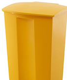 Step-On Bins