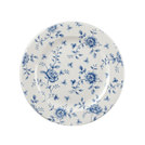 Vintage Prints Prague Rose Chintz Plate 30.5cm