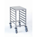 Gastronorm Storage Trolley - 6 Tier 1/1GN