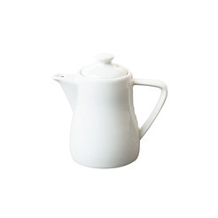 Great White Coffee Pot 11oz 31cl