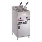 Valentine EVO2200 Electric Fryer 2 Pan 2 Basket