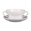 Connaught Saucer For B9453 B9439 White 16cm