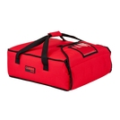 GO BAG - PIZZA CARRIER RED- 42X46X16.5CM