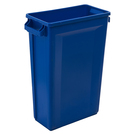 Svelte Bin with Venting Channels 87L, Blue