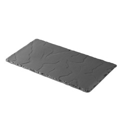 Basalt Trays Rectangular Slate Effect 16 x 30cm