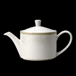 Antoinette Teapot Gold Decoration 42.5cl