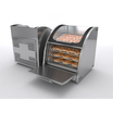 Vision Baking & Display Oven - Front Loading 551mm