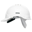 Scott Safety HC300VEL White Elite Vented Helmet