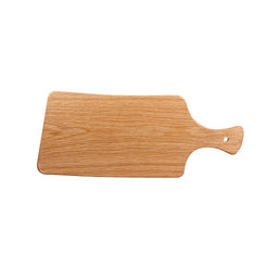 Wood Rect Handled Board 48 x 19.5cm