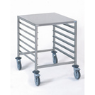 Gastronorm Storage Trolley - 6 Tier 2/1GN