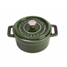 Casserole Green Cast Iron Round 25cl 10cm