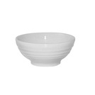 Bit On The Side Ripple Bowl White 17cl