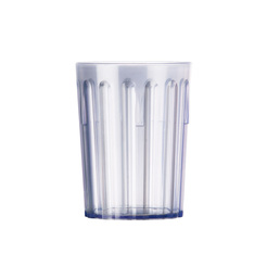 Tumblers Clear Antibacterial Polycarbonate 25cl