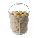 Potato Bucket Plastic Coated Wire 30cm