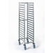 Gastronorm Storage Trolley - 17 Tier 1/1GN