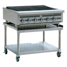 Restaurant Series Mobile Gas Chargrill 914mm