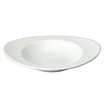 Orbit Soup Plate Oval White 22 x 27.5cm