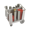 Cambro Adjustable Dish Cart Capaciity 360 Plate