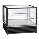 Roller Grill CD800 Refrigerated Display Cabinet- Blk