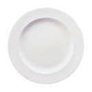 Connaught Plate White 17.7cm