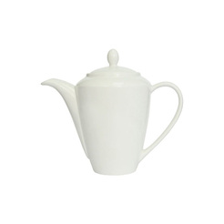 Simplicity Harmony Coffee Pot White 85.25cl