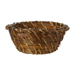 Ratan Bread Basket 150mm