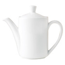 Monaco Vogue Lid Coffee Pot B7984 B7991 White