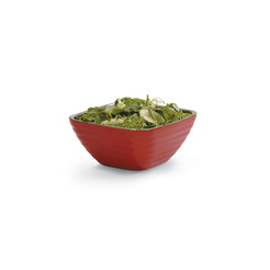 Red Square Insulated Serving Bowl 1.7 Litre