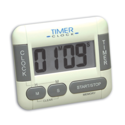 Digital Timer Count Up/Down with Clock