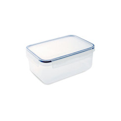 Clip & Close Container 2ltr Rectangular