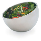 Bowl 0.95ltr Round Stainless Steel 18.8cm
