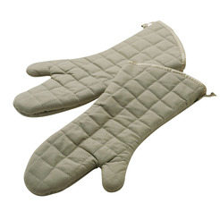 Oven Glove Pair Of Mitts