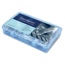Blue Food Area Plasters Assorted Box Of 20