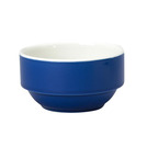 New Horizons Unhandled Soup Cup Blue 28cl