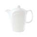 Bianco Coffee Pot White 31.25cl
