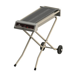 Chefmaster Folding Barbecue - LPG Gas