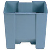 Rigid Liner For Step-On Container Grey 38.8ltr
