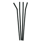 Bendy Bottle Straw Black 11 inch 285mm
