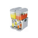 Interlevin LJD2 Refrigerated Dispenser 2 Bowl 2x12L
