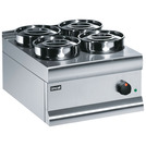 Silverlink 600 Dry Well Bain Marie 4 Containers