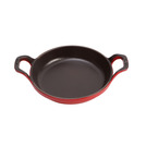 Baking Dish Cherry Cast Iron Round 40cl 16cm