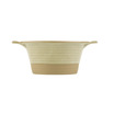 Igneous Dish Pie Dish Brown Stackable 40cl