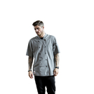 Sharp Chef Outfitter Chambray Jacket