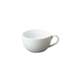 Great White Coffee Cup 9oz 25cl